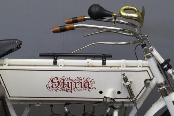 Мотоцикл Styria Type IIIb 1907