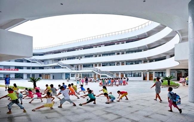 Необычные школы, в которых детям нравится учиться
