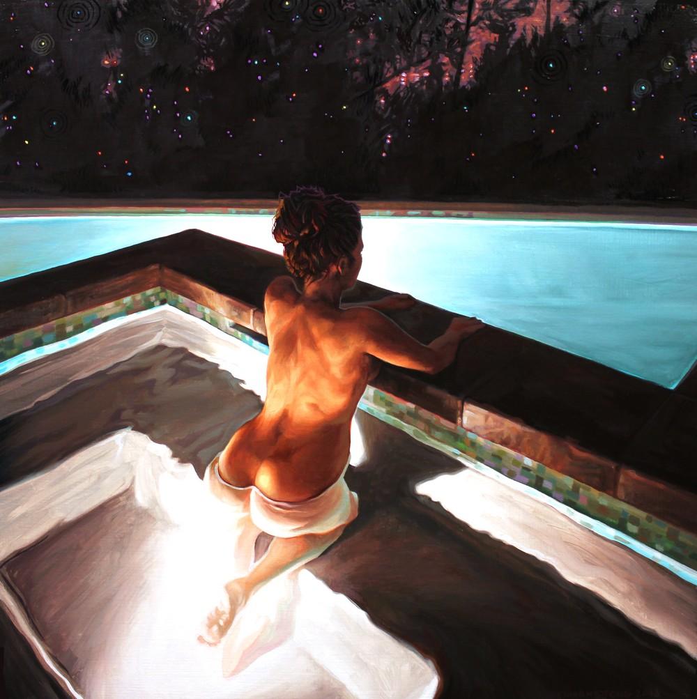 Загадочные гиперреалистичные работы Сета Армстронга