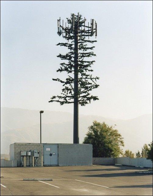 Замаскированные вышки сотовой связи
