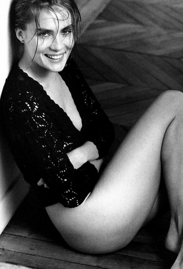 Красивые женщины в объективе Жана-Франсуа Жонвиля