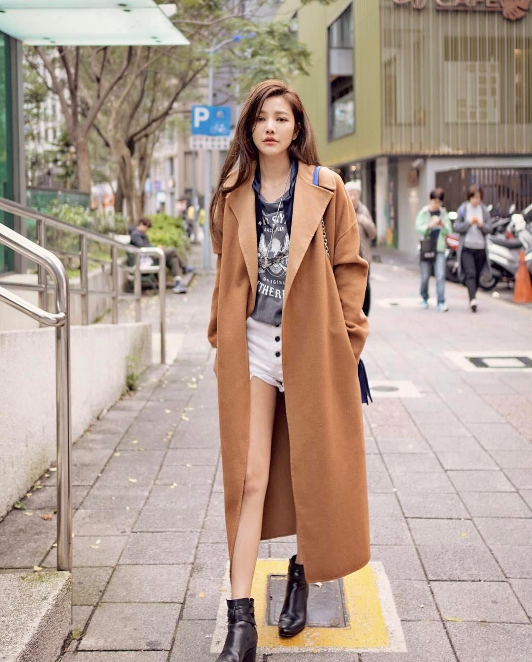 41-летняя дизайнер из Тайваня удивляет своим моложавым видом