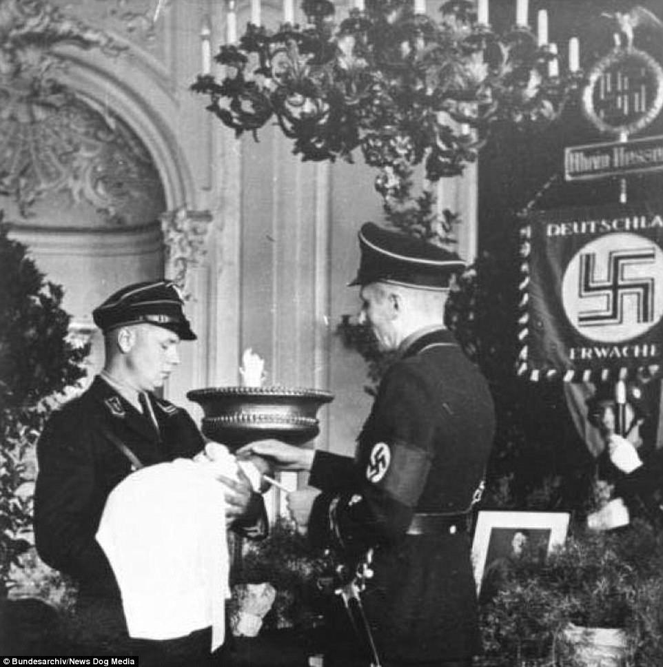 Фотофакты времен нацистской Германии