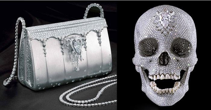 Ювелирные украшения далеко не каждого миллионера