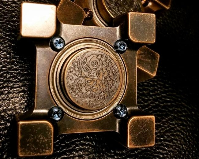 10 самых дорогих спиннеров в мире