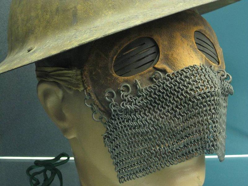 10 жутковатых и необычных масок