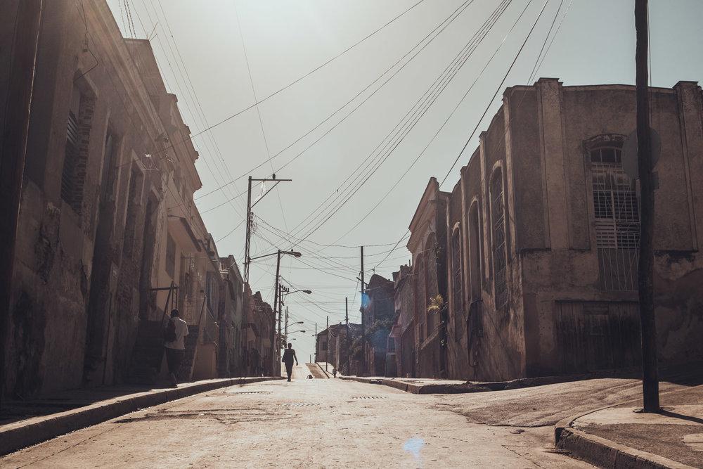 Колоритная Куба на потрясающих уличных снимках Стейна Хукстра