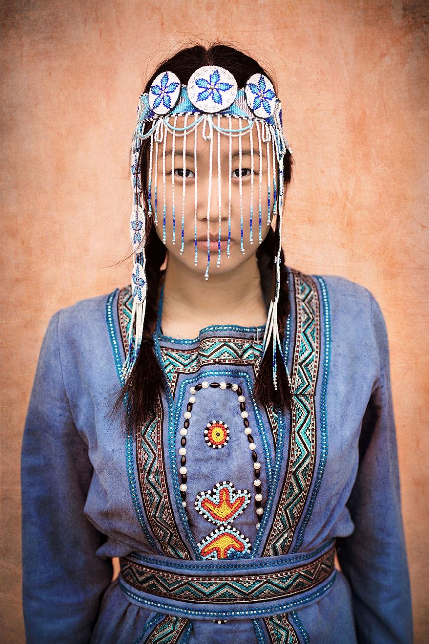 Коренные народы Сибири в фотопроекте Александра Химушина