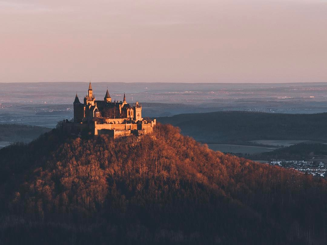 Красивые снимки путешествий от Норы Герлиц