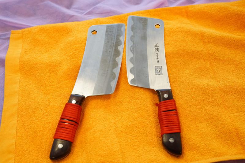 Массаж ножами – оригинальный способ расслабления