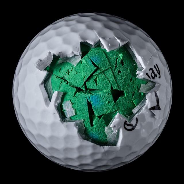 Новые Вселенные в мячах для гольфа