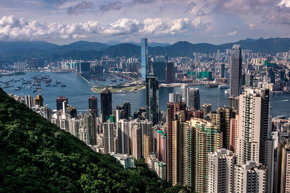 Прогулка по Гонконгу
