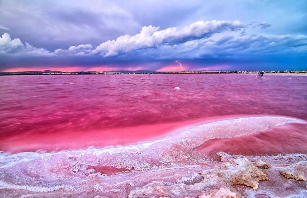 Самые яркие и красочные места на планете