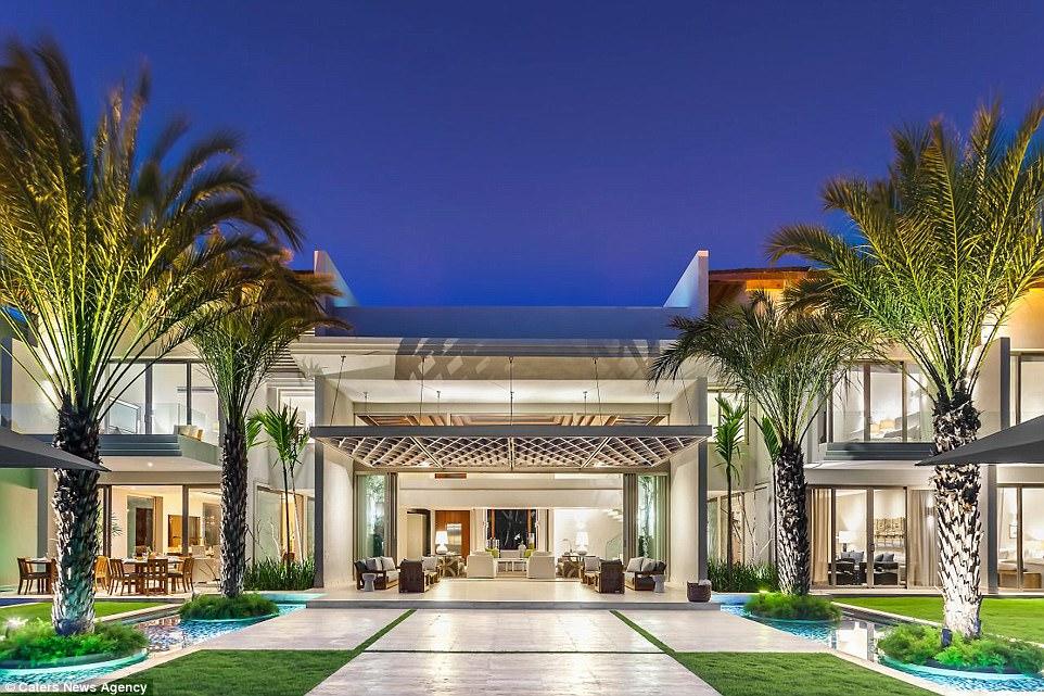 Самые роскошные частные дома в разных уголках мира