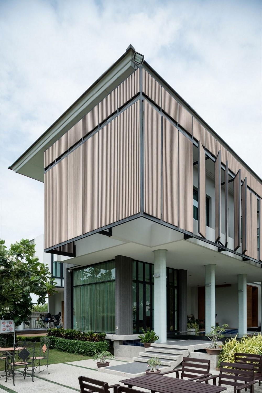 Современный особняк в Таиланде