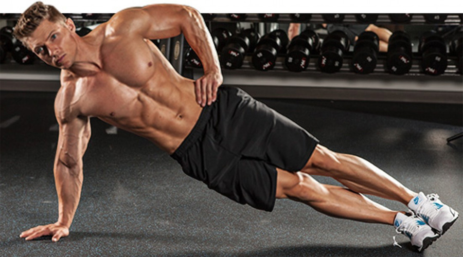Чем полезно упражнение планка