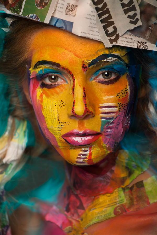 Портреты, которые выглядят как рисунки