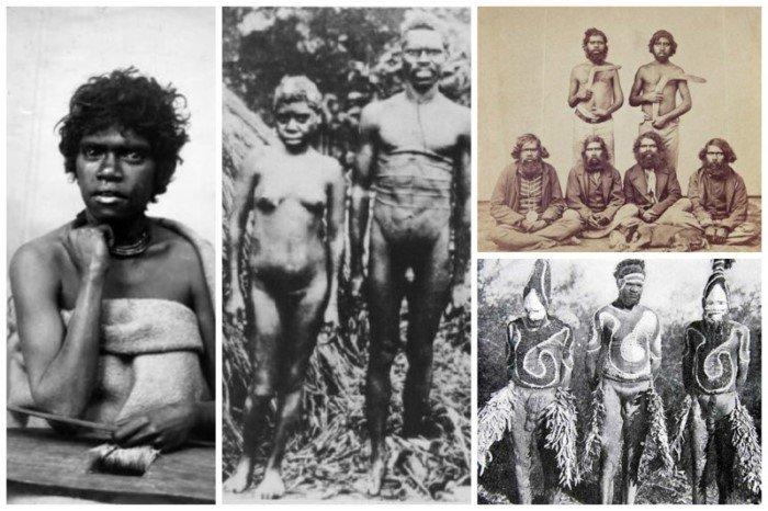 Завоевание Австралии в исторических фотографиях и фактах