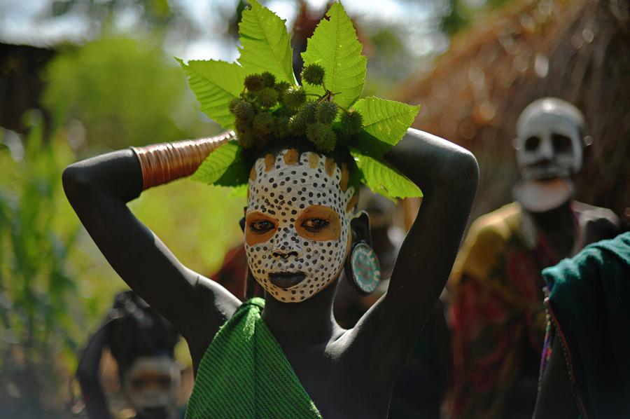 Удивительные снимки из колоритной Эфиопии