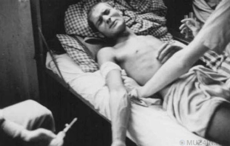 Ужасные эксперименты нацистов над людьми