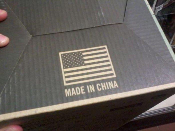 Вещи Made in China: иногда подводят, иногда веселят