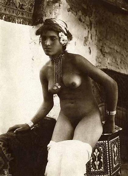 Арабская эротика начала XX века