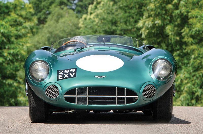 Эксклюзивный Aston Martin DBR1 может стать самым дорогим британским автомобилем