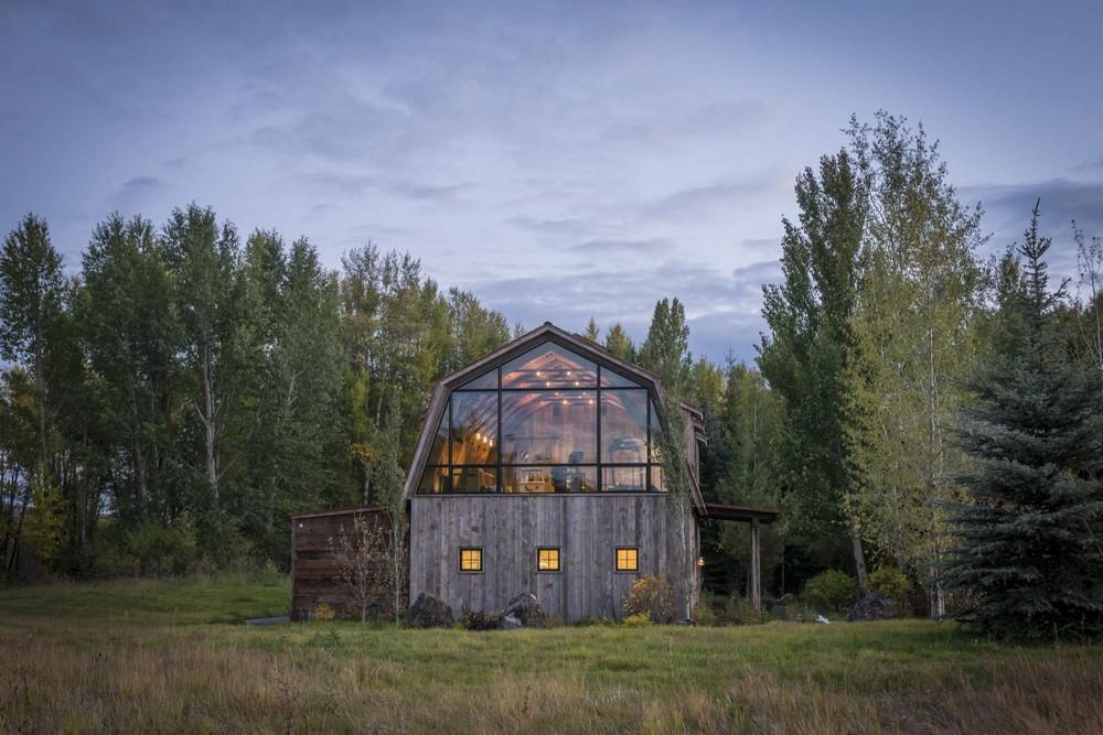 Необычный гостевой дом Сарайчик