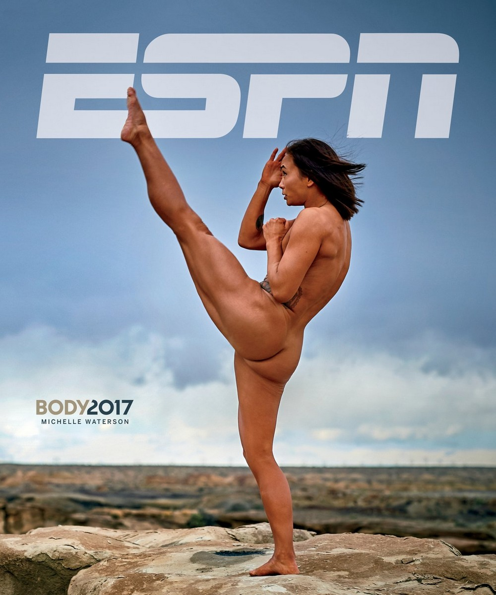 Спортсмены снялись голышом для журнала ESPN the Magazine