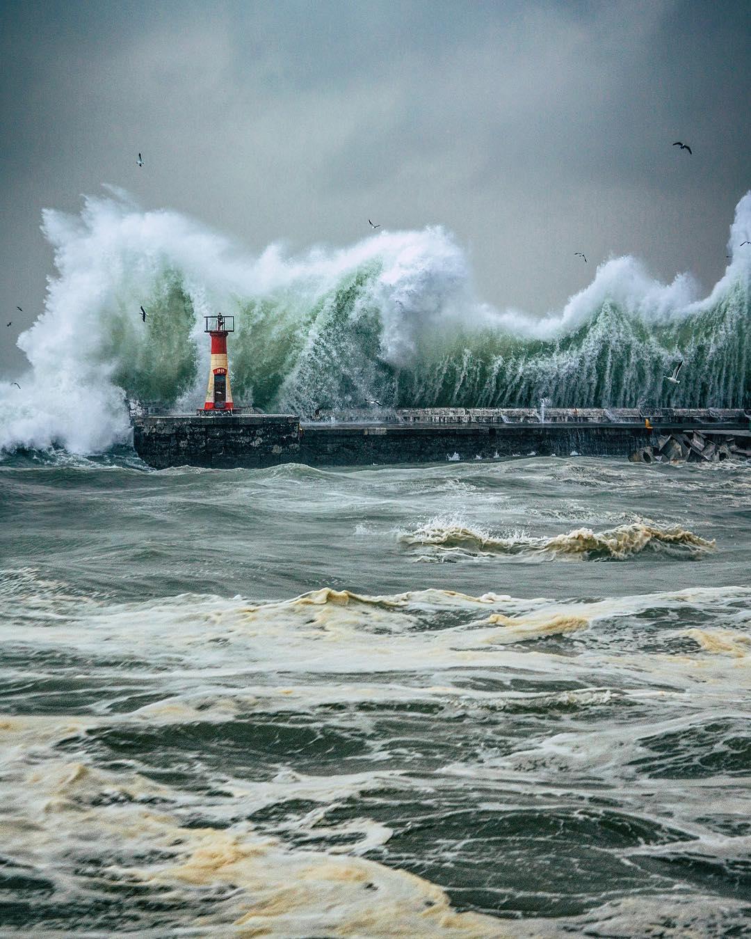 Красивые снимки из путешествий от Kyle Mijlof