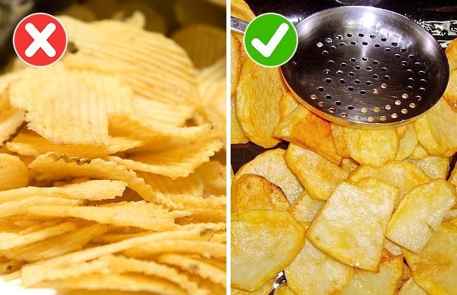 10 продуктов, которые не станет есть эксперт по пищевой безопасности
