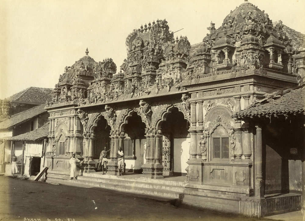 Редкие снимки повседневной жизни Шри-Ланки в 1880-х годах