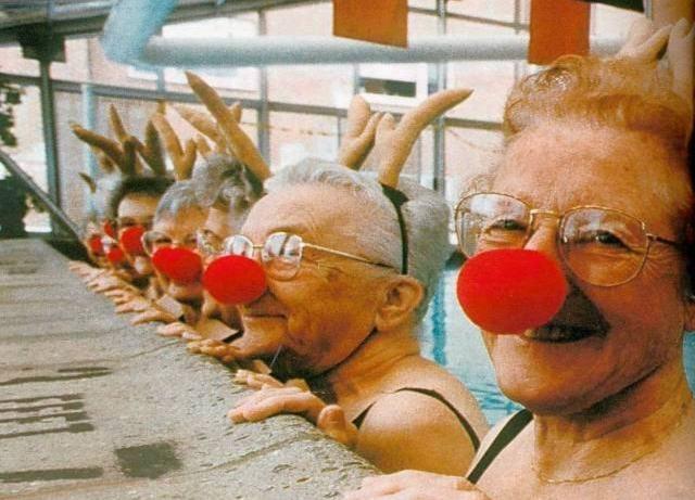Не совсем веселые клоуны