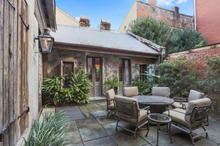 Старый дом Ленни Кравица в Новом Орлеане выставлен на продажу