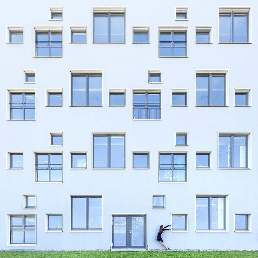 Архитектура и эстетика на снимках от испанского дуэта