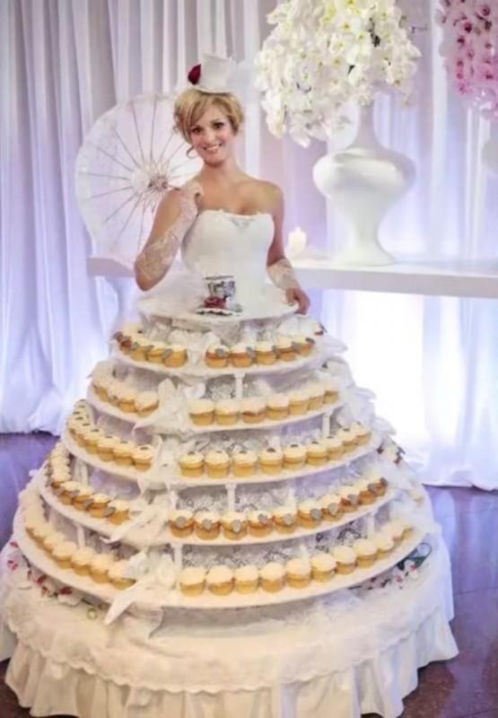 20 неудачных платьев невест
