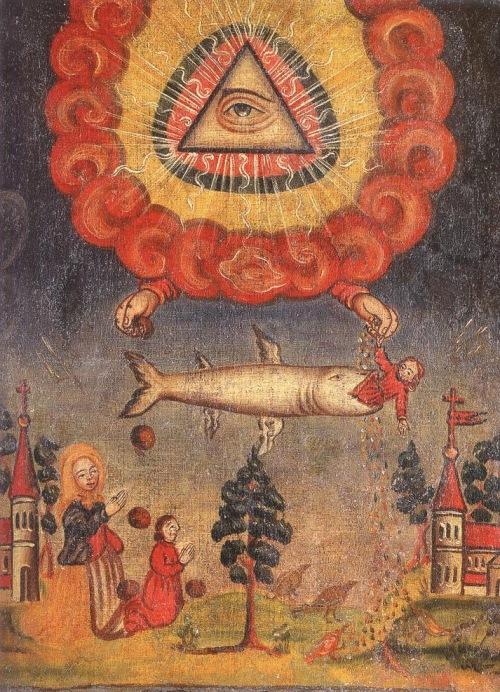 20 самых странных и необычных икон мира