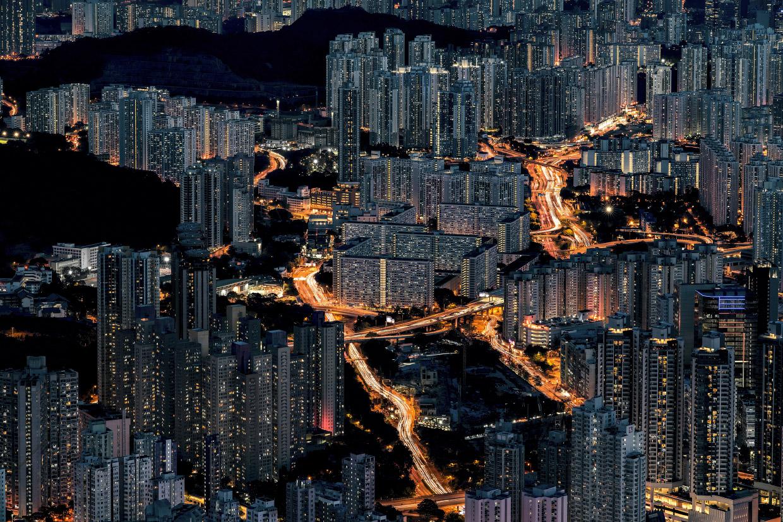 Города с высоты от участников конкурса National Geographic Cities Travel Photographer 2017