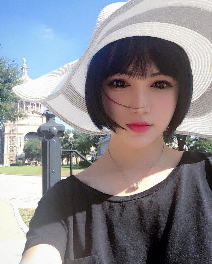 Кина Шэнь, китайская фарфоровая кукла, которая дышит