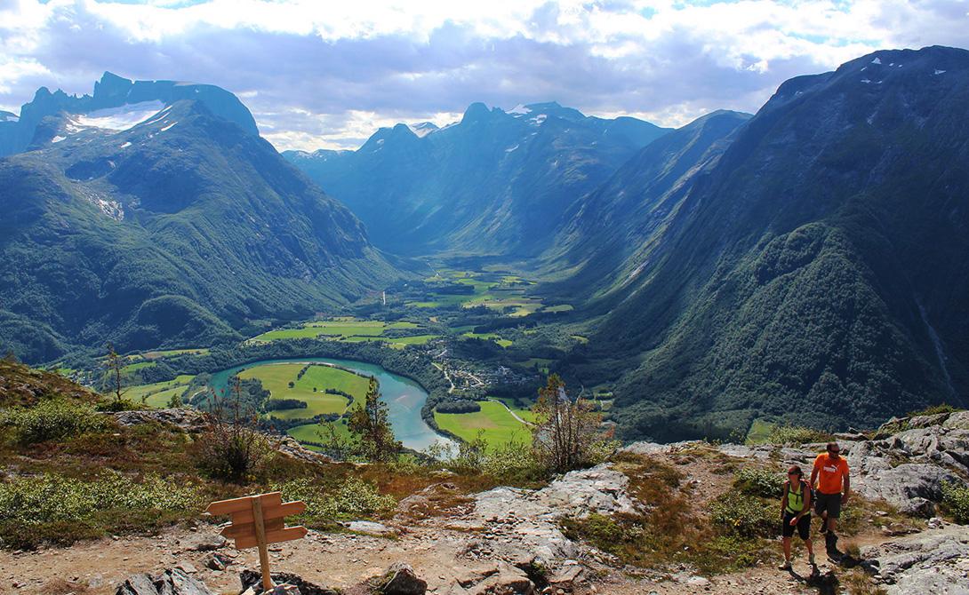 Красивейшие долины мира