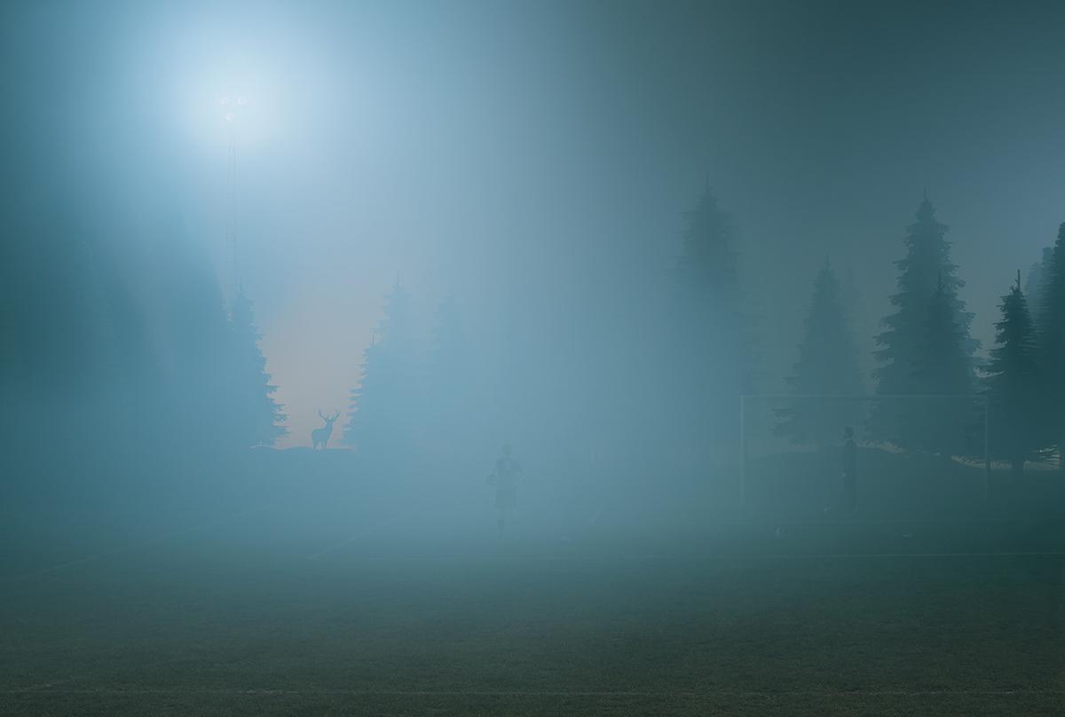 Ночная жизнь в фотографиях Jan Pypers