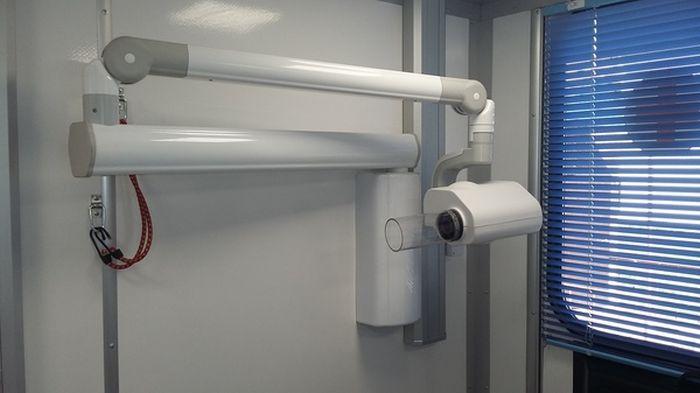 Стоматологические грузовики