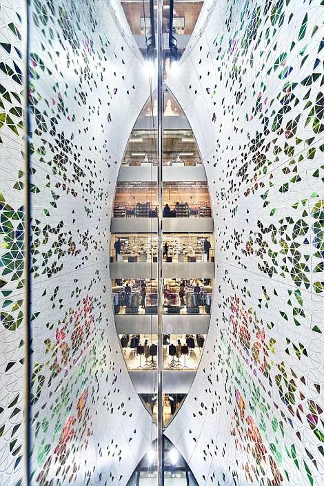 Выдающиеся проекты архитектуры будущего