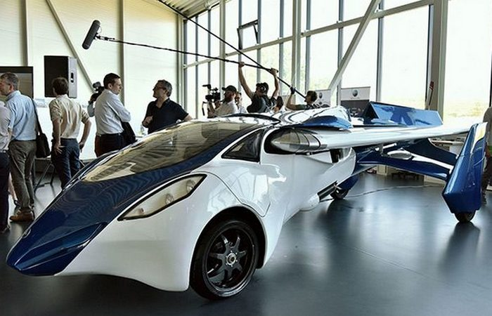 Футуристические автомобильные концепты