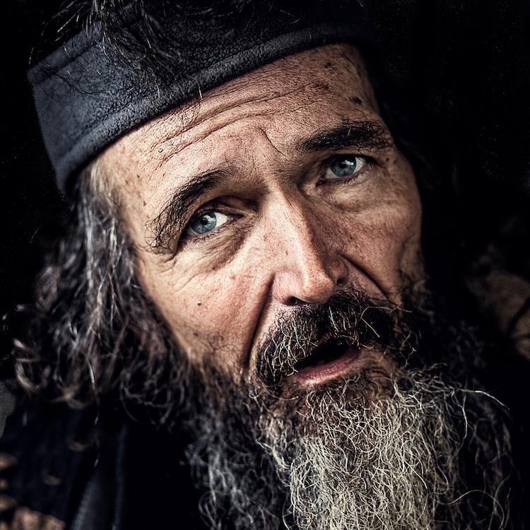 Трогательные фотографии бездомных