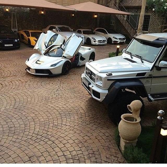 Роскошная жизнь богатой молодежи из Саудовской Аравии