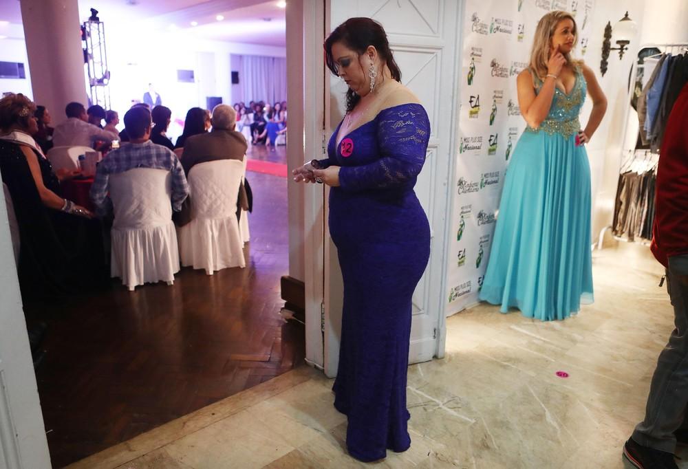 Конкурс красоты среди пышек в Рио-де-Жанейро