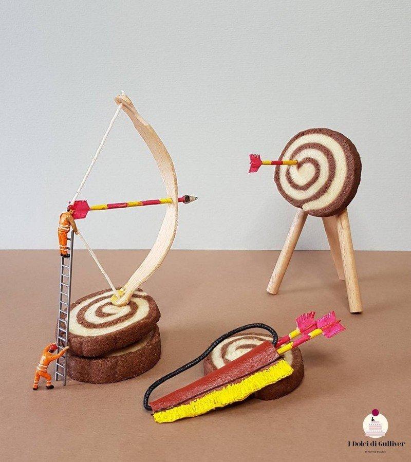 Сладкие миниатюры от кондитера Маттео Стукки