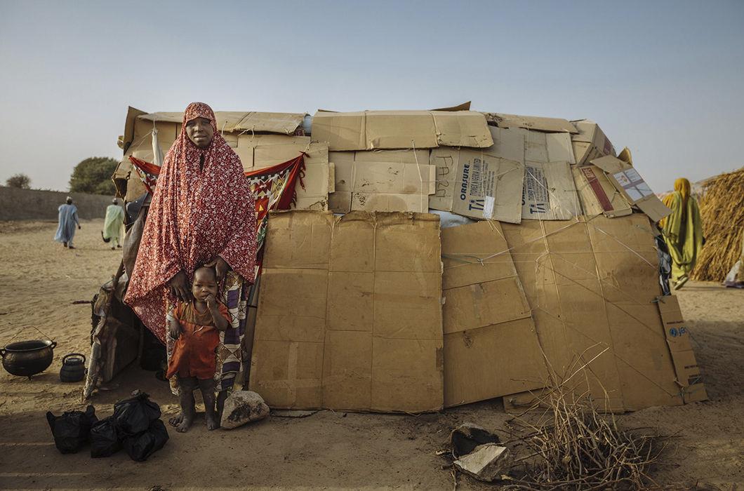 Где живут беженцы