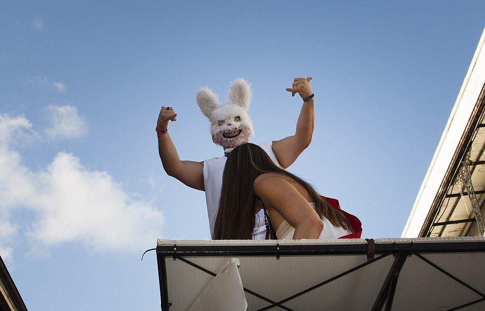 Крупнейший фестиваль свингеров в Новом Орлеане